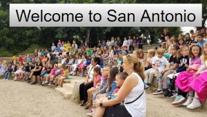 Welcome to San Antonio School Presentation